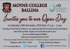 Moyne College Open Day